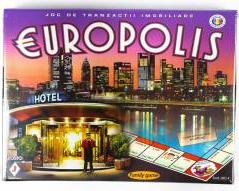 Joc Europolis Jocuri de Societate