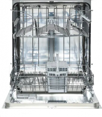 Masina de spalat vase Heinner HDW-FS6006WA++ 12 seturi 6 programe Clasa A++ Control electronic 60 cm Alb Masini de spalat vase