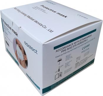 Set 600 bucati Masca de protectie FFP2  KN95  N955 straturiCertificata pentru protectie impotriva COVID-19sigilate individual Masti chirurgicale si reutilizabile