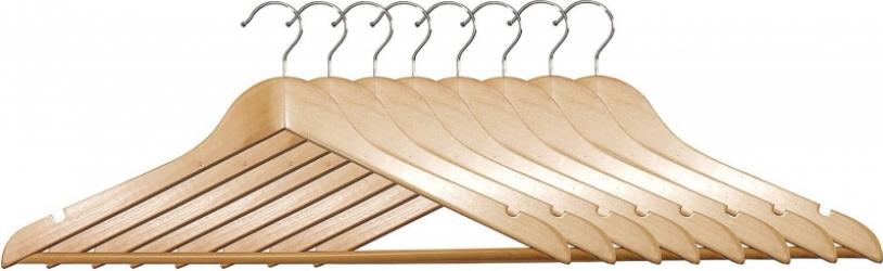 Set umerase 5FIVE lemn 8 piese