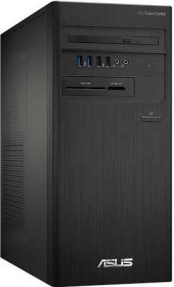 Desktop ASUS ExpertCenter D700TA Intel Core (10th Gen) i5-10400 512GB SSD 8GB Win10 Pro Mouse+Tastatura Black Calculatoare Desktop