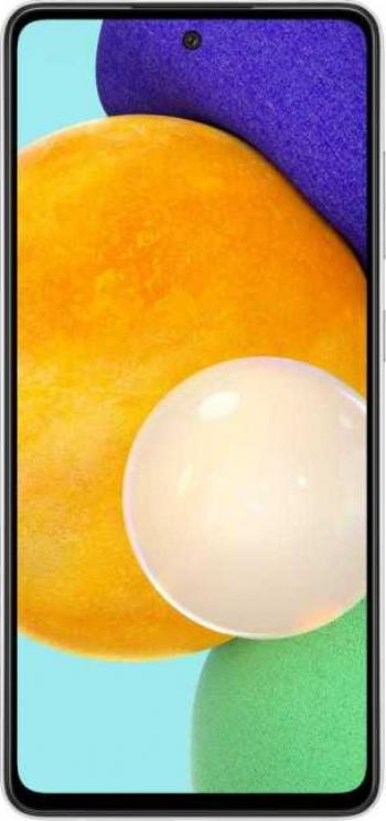 Telefon mobil Samsung Galaxy A52 128GB Dual SIM 5G White Telefoane Mobile