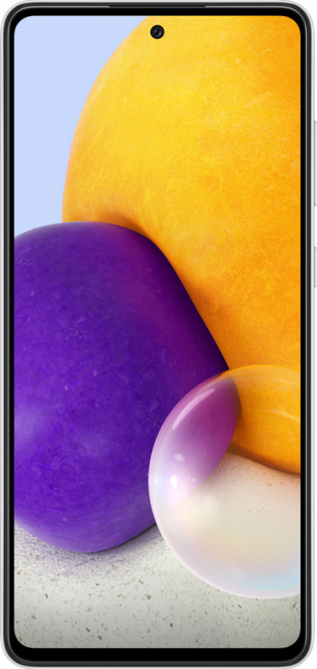 Telefon mobil Samsung Galaxy A72 128GB Dual SIM 4G White Telefoane Mobile