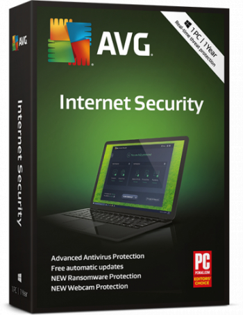 AVG Internet Security 2 computere 1 an