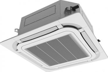 Aparat de aer conditionat tip caseta Gree GUD160T/A-T-GUD160W/NHA-X 55.000 BTU Clasa A++ Trifazat Autorestart Autodiagnoza Inverter Alb Aparate de Aer Conditionat