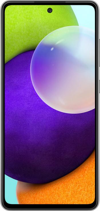 Telefon mobil Samsung Galaxy A52 128GB Dual SIM 4G Black Telefoane Mobile