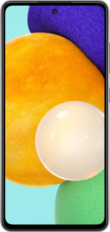 Telefon mobil Samsung Galaxy A52 128GB Dual SIM 5G Black Telefoane Mobile