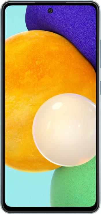 Telefon mobil Samsung Galaxy A52 128GB Dual SIM 5G Blue Telefoane Mobile