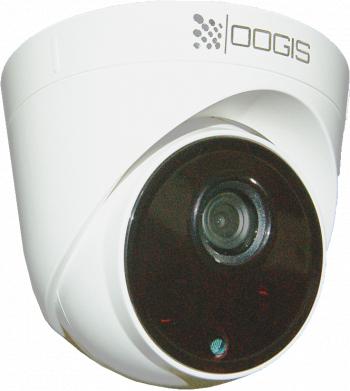 Camera de supraveghere OOGIS HIP-MHD2-11 Gama ECO 2020 1920x1080P 2MegaPixeli 960H / 2000TVL AHD TVI CVI CVBS Interior Array 107H Camere de Supraveghere