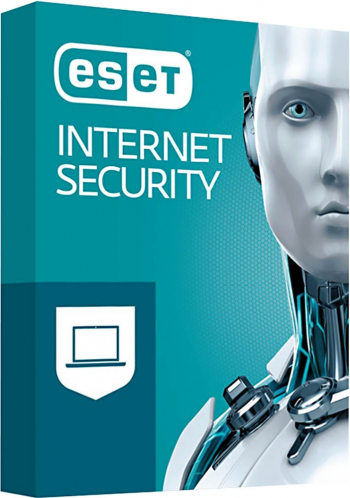 Licenta electronica ESET Internet Security 1 an 3 dispozitive New