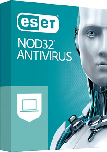 Licenta electronica ESET NOD32 Antivirus 1 an 3 dispozitive New Antivirus
