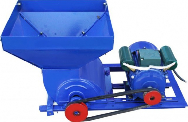 Storcator de fructe/legume Micul Fermier 500 kg/h 750 W Albastru Scule de gradina