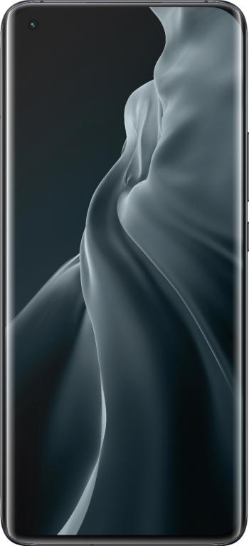 Telefon mobil Dual SIM Xiaomi Mi 11 5G 256 GB + 8 GB RAM Midnight Gray Telefoane Mobile