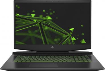 Laptop Gaming HP Pavilion 17-cd1035nq Intel Core (10th Gen) i7-10750H 1TB+512GB SSD 16GB RTX 2060 Max-Q 6GB FullHD 144Hz Tast. ilum. Black Laptop laptopuri