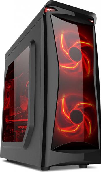 PC Gaming Diaxxa Light AMD Ryzen 7 3700X 3.6GHz 1TB HDD+SSD 120GB 8GB DDR4 GeForce GT 730 4GB GDDR3 128bit