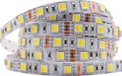 Banda Led Alb Rece 5050 Powerful Light 1 Metru