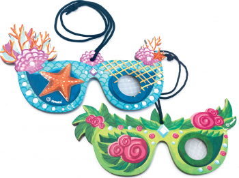 Caleidoscop tip Masca pentru Copii model Zana/Printesa Jucarii