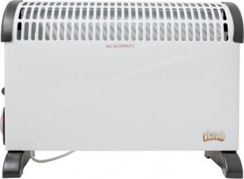 Convector electric de podea 2000 W 3 trepte de putere Termostat de siguranta Termostat reglabil Victronic VC2104 Aparate de incalzire