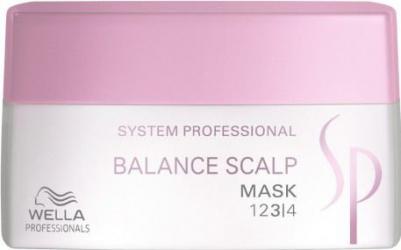 Masca de par Wella Professionals SP Balance Scalp pentru scalp sensibil 200 ml Masca