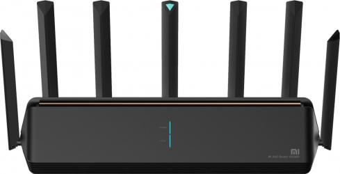 Router Wireless Xiaomi Mi AloT Router AX3600 Wi-Fi 6 Negru