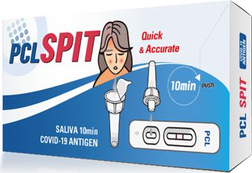 Test rapid SALIVA10 min antigen pentru detectarea COVID-19 Caseta 1buc Teste rapide covid anticorpi antigen
