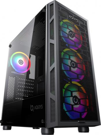 PC Gaming Diaxxa Advanced Intel 9th i9-9900KF up to 5.0GHz 2TB HDD+SSD 256GB NVMe 16GB DDR4 GeForce GTX 1660 SUPER 6GB GDDR6 192-bit Calculatoare Desktop