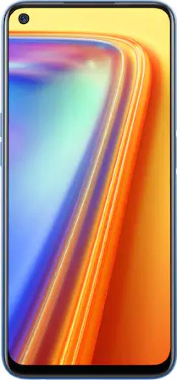 Telefon Mobil Realme 7 128GB Dual SIM 4G Mist Blue Telefoane Mobile