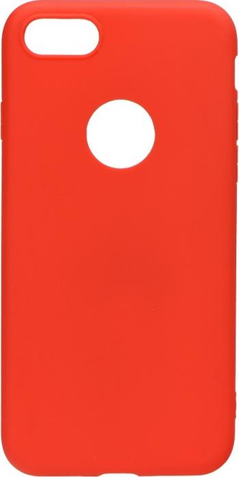 Husa Silicon Rosu Mat Compatibila cu Samsung Galaxy M11