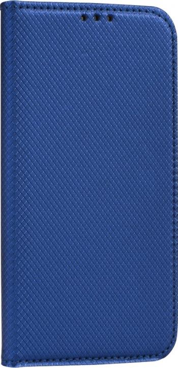 Husa Smart Magnet Book Compatibila cu Samsung Galaxy M11 Albastra