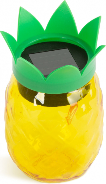 Lampa Solara LED Model Ananas Dimensiuni 12x6cm Corpuri de iluminat