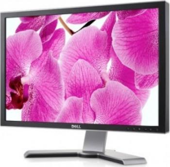 Monitor LCD Diagonala 24 DELL 2408WFP grad A