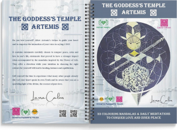 pret preturi The Goddess s Temple Artemis - Laura Calous si Adrian Negru