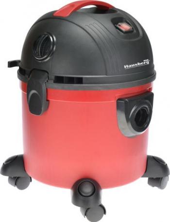Aspirator Cu Sac Hausberg HB-2095RZ 1200 W Capacitate 15L Roz