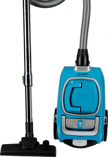 Aspirator fara sac Hausberg HB-2050BL 1200 W Capacitate Sac 3L Albastru-Gri