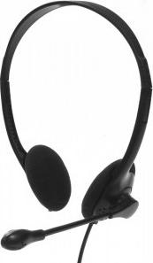 Casti Tellur Basic PCH1 Microfon over ear USB Black Casti