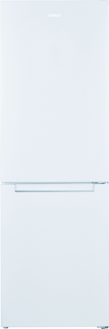 Combina frigorifica Samus SCW392NF 293 L Clasa F NoFrost Alb Frigidere Combine Frigorifice