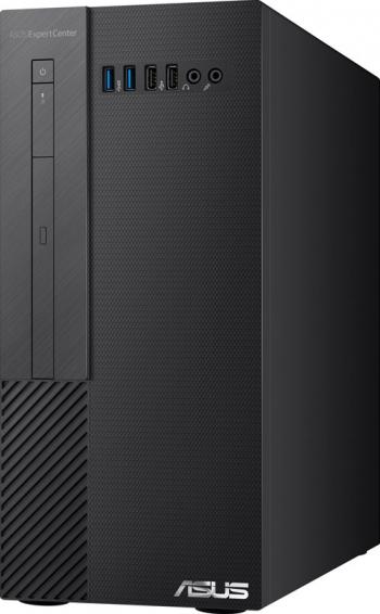 Desktop ASUS X500MA Mini Tower AMD Ryzen 3 4300G 512GB SSD 8GB AMD Radeon DVD-RW Mouse+Tastatura Black Calculatoare Desktop