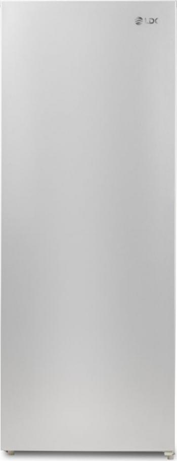 Congelator LDK BD 180S Silver 173 l Clasa A+ 5 sertare Compartiment inghetata/pizza Argintiu Lazi si congelatoare