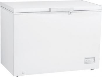 Lada frigorifica Crown CHF-380E 371 l clasa A+ Alba Control electronic