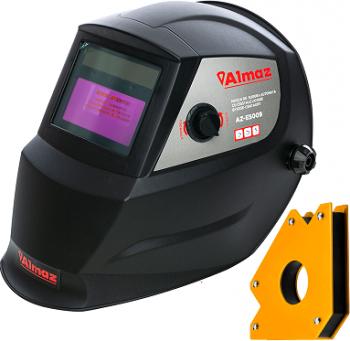 Masca Sudura Automata Az-009+Dispozitiv Magnetic 3 Reglaje Accesorii Sudura