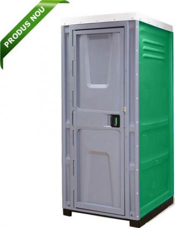 Toaleta cabina ecologica racordabila cu lavoar ICTET03V Verde Toalete ecologice