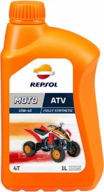 Ulei Moto REPSOL ATV 4 Timpi 10W40 1 Litru ATV si UTV