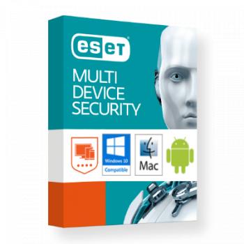 ESET Multi-Device Security 3 dispozitive 1 an transferabila TVA DEDUCTIBIL