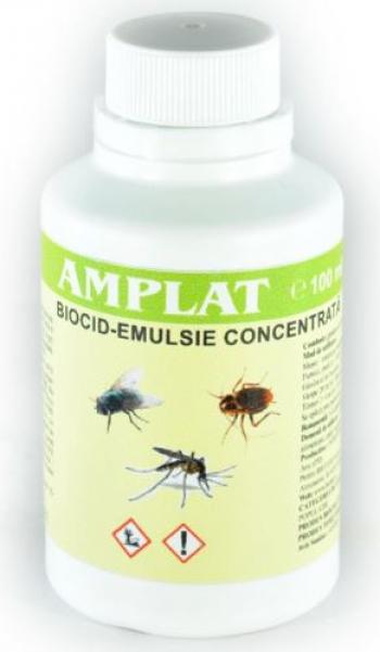 Insecticid Concentrat Amplat 100ML Articole antidaunatori gradina