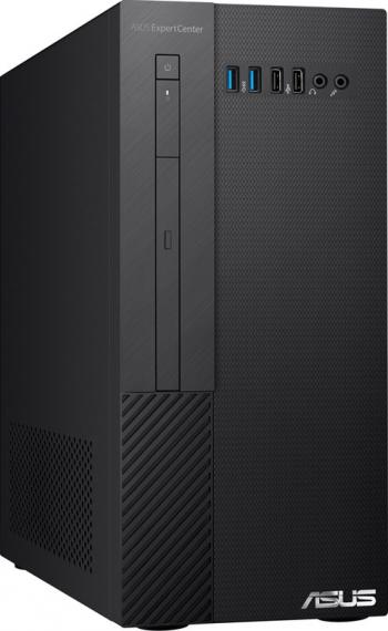 Desktop ASUS X500MA Mini Tower AMD Ryzen 7 4700G 512GB SSD 16GB AMD Radeon DVD-RW Mouse+Tastatura Black Calculatoare Desktop