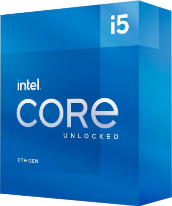 Procesor Intel Core i5-11600K 3.9GHz Rocket Lake Socket 1200 Box Procesoare