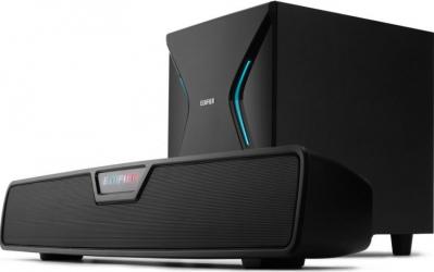 Soundbar Edifier G7000 bluetooth 86W RGB Negru Sisteme Home Cinema si Soundbar uri