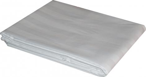 Cearceaf pat damasc alb Myra 140x240 - CEAR-140-2 Lenjerii de pat