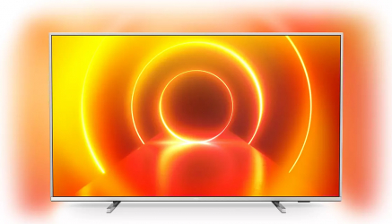 Televizor LED 189 cm Philips 75PUS7855-12 4K Ultra HD Smart TV Televizoare