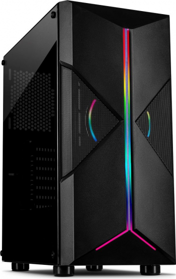 PC Gaming Diaxxa Light Intel 9th i5-9400F up to 4.1GHz SSD 960GB 16GB DDR4 GeForce GTX 1650 4GB GDDR6 128-bit
